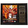 LeBron James Most Valuable Player Photograph