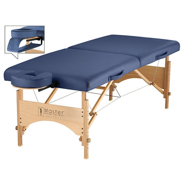 Shop master massage 25 inch skyline sport size portable massage table free shipping today - Portable massage table reviews ...