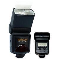 Rokinon E-TTL II Power Zoom Canon-compatible Flash