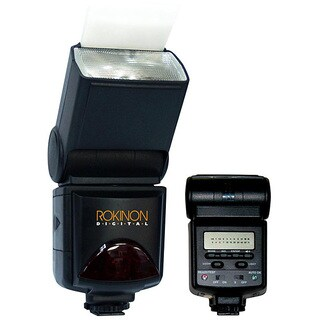 Rokinon iTTL Nikon-compatible Power Zoom Flash