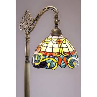Tiffany-style Rome Reading Lamp|https://ak1.ostkcdn.com/images/products/4047880/P12067017.jpg?impolicy=medium