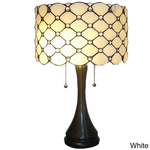 Tiffany Style Modern Table Lamp