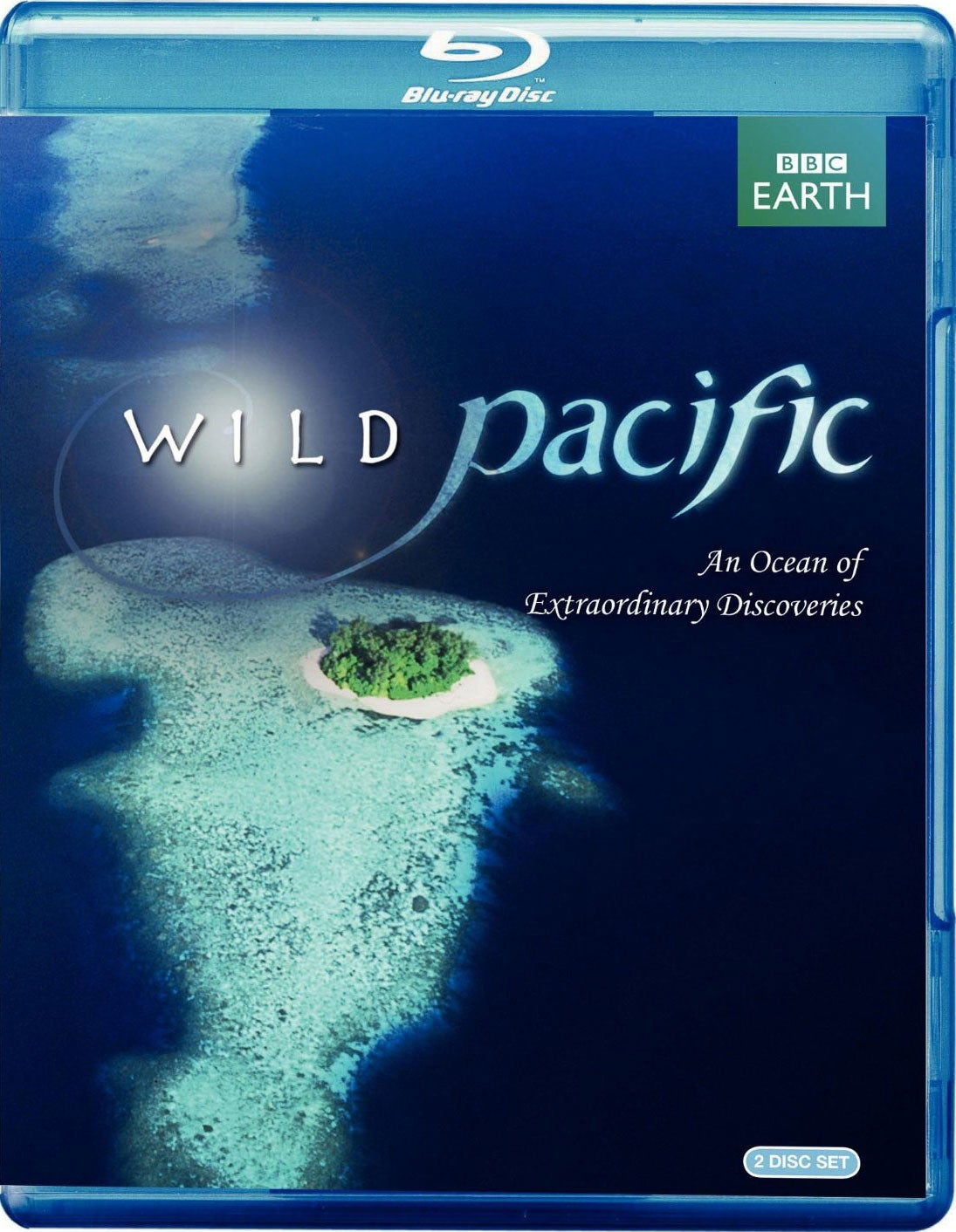 Wild Pacific (Blu-ray Disc)