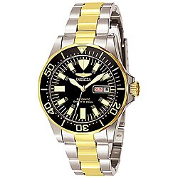 Invicta Men's 7045 Signature Automatic Two-Tone Watch