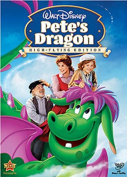 Pete's Dragon: High-Flying Edition (DVD)