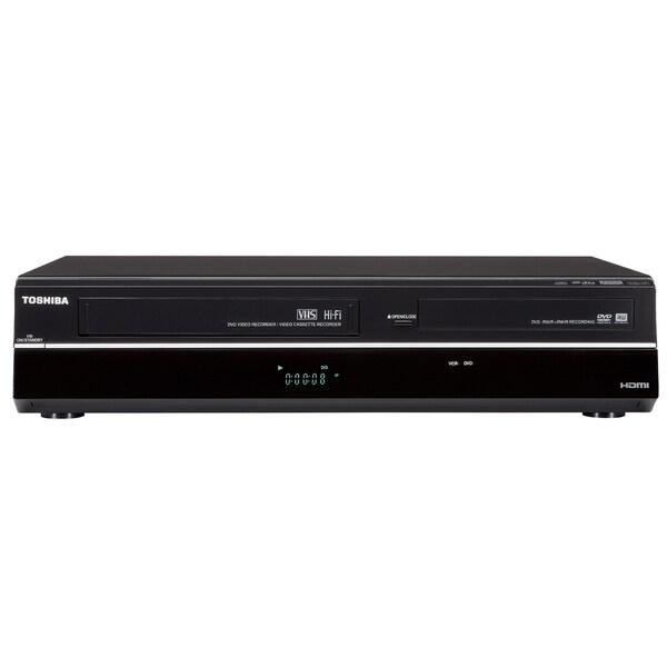 Toshiba DVR670 DVD/VCR Combo