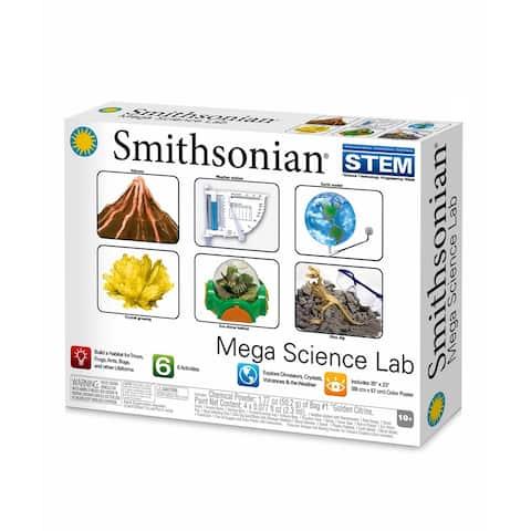NSI the Smithsonian Mega Science Lab