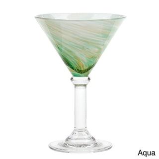 Impulse! Galaxy 4-piece Martini Glass Set