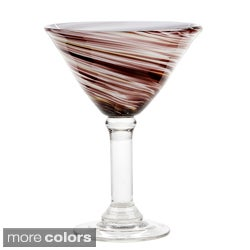 Impulse! Galaxy 4-piece Martini Glass Set