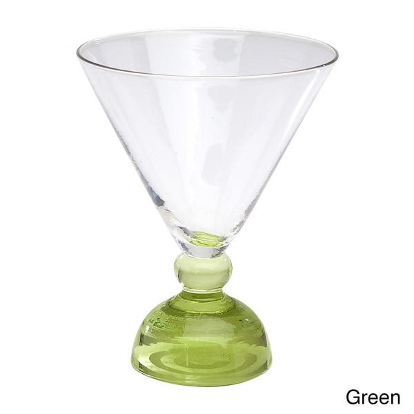 Impulse! Biarritz 4-piece Martini Glass Set