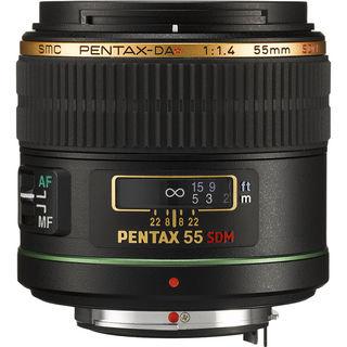 Pentax 21790 55mm F/1.4 Sdm Lens