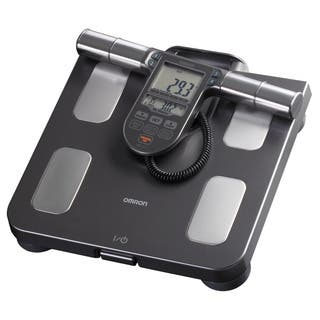 Omron Full-body Sensor Body Composition Monitor/ Scale Grey|https://ak1.ostkcdn.com/images/products/4052496/P12070932.jpg?impolicy=medium