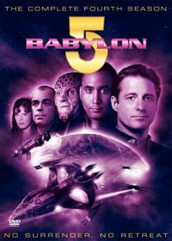 Babylon 5: The Complete Fourth Season (DVD)