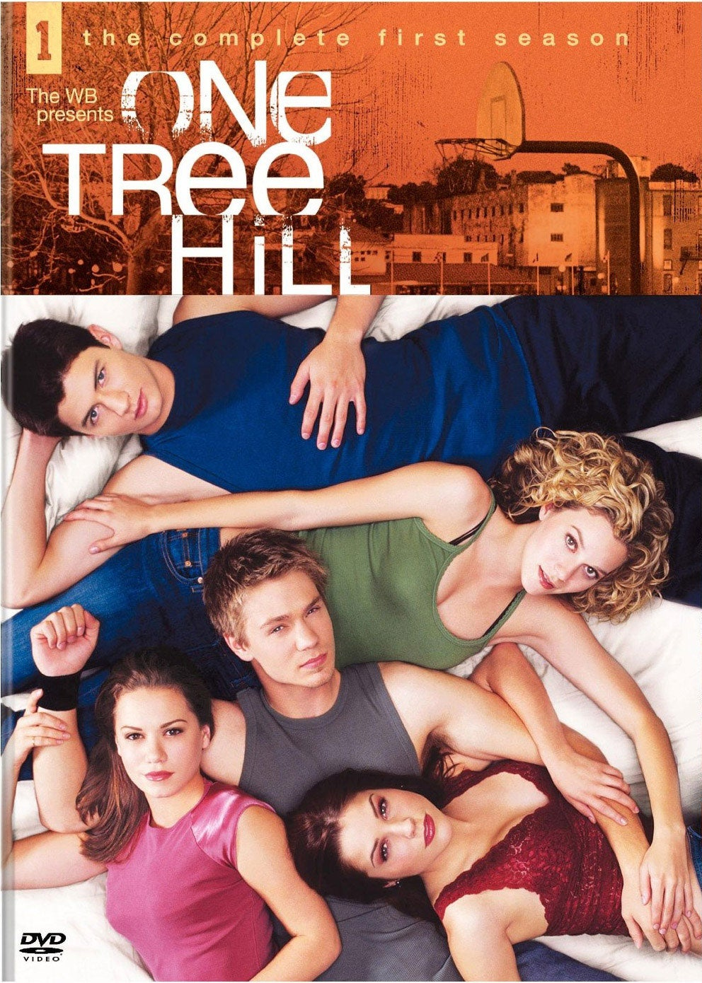 One Tree Hill: The Complete First Season (DVD)