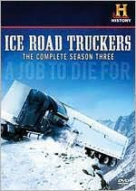 Ice Road Truckers: The Complete Season 3 (DVD)