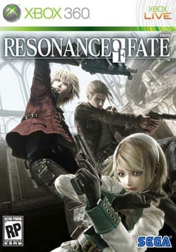 XBox 360 - Sega Resonance of Fate