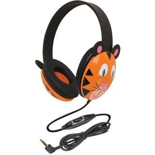 Califone Kids Stereo/Pc Headph Tiger Pc 3.5Mm Via Ergoguys