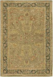 Artist's Loom Hand-knotted Traditional Oriental Wool Rug (5'x7'6) - Thumbnail 2
