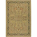 Artist's Loom Hand-knotted Traditional Oriental Wool Rug (5'x7'6) - 5' x 7'6