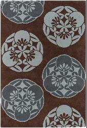 Artist S Loom Hand Tufted Transitional Floral Wool Rug 7