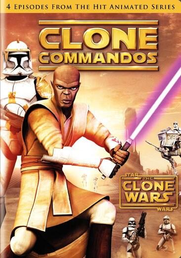 Star Wars: The Clone Wars - Clone Commandos (DVD)