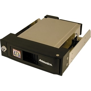 Addonics AESNAPMRSA Snap-In SATA Mobile Rack