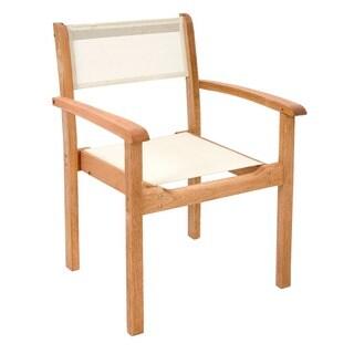Amazonia Capri Stacking Chair