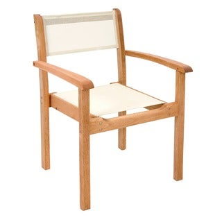Amazonia Capri Stacking Chair