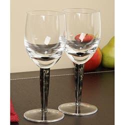 Denby Jet Red Wine Glasses (Set of 2)|https://ak1.ostkcdn.com/images/products/4060670/Denby-Jet-Red-Wine-Glasses-Set-of-2-P12076507a.jpg?impolicy=medium