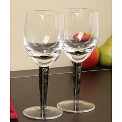 Denby Jet Red Wine Glasses (Set of 2)