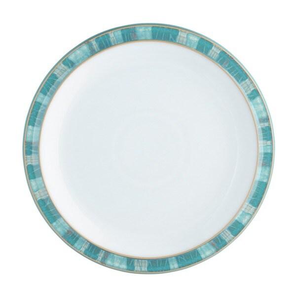 Denby Azure Coast Dinner Plate