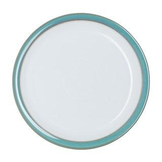 Denby Azure Dinner Plate  sc 1 st  Overstock & Stoneware Denby Plates For Less   Overstock