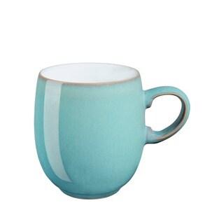 Denby 'Azure' Large Curve Mug