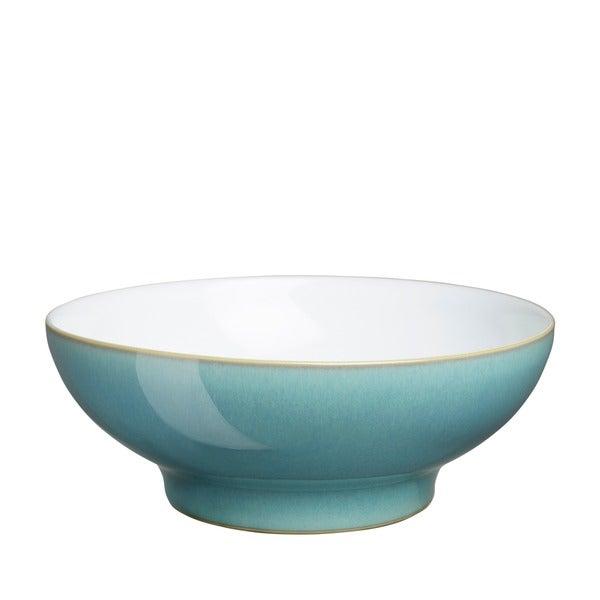 Denby 'Azure' Medium Serving Bowl
