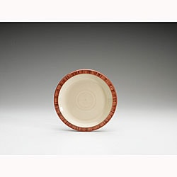 Denby 'Fire Stripes' Salad/ Dessert Plate