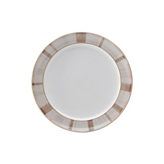 Denby Truffle Layers Wide-rimmed Dessert/ Salad Plate