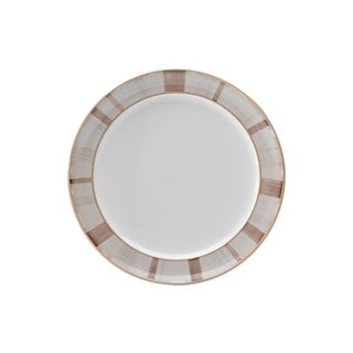 Denby Truffle Layers Wide-rimmed Tea Plate