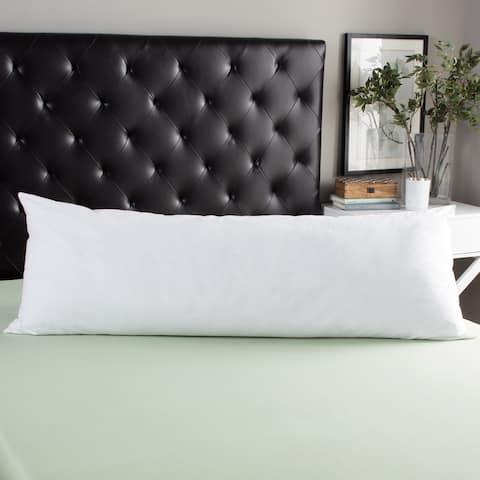 Splendorest Luxurious Soft Cotton Down Alternative Body Pillow