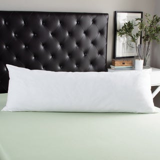 Link to Splendorest Luxurious Soft Cotton Down Alternative Body Pillow Similar Items in Pillows