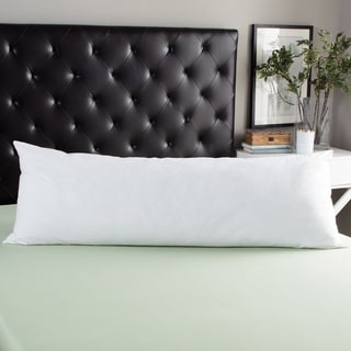 Splendorest Angel Soft 220 Thread Count Cotton Down Alternative Body Pillow