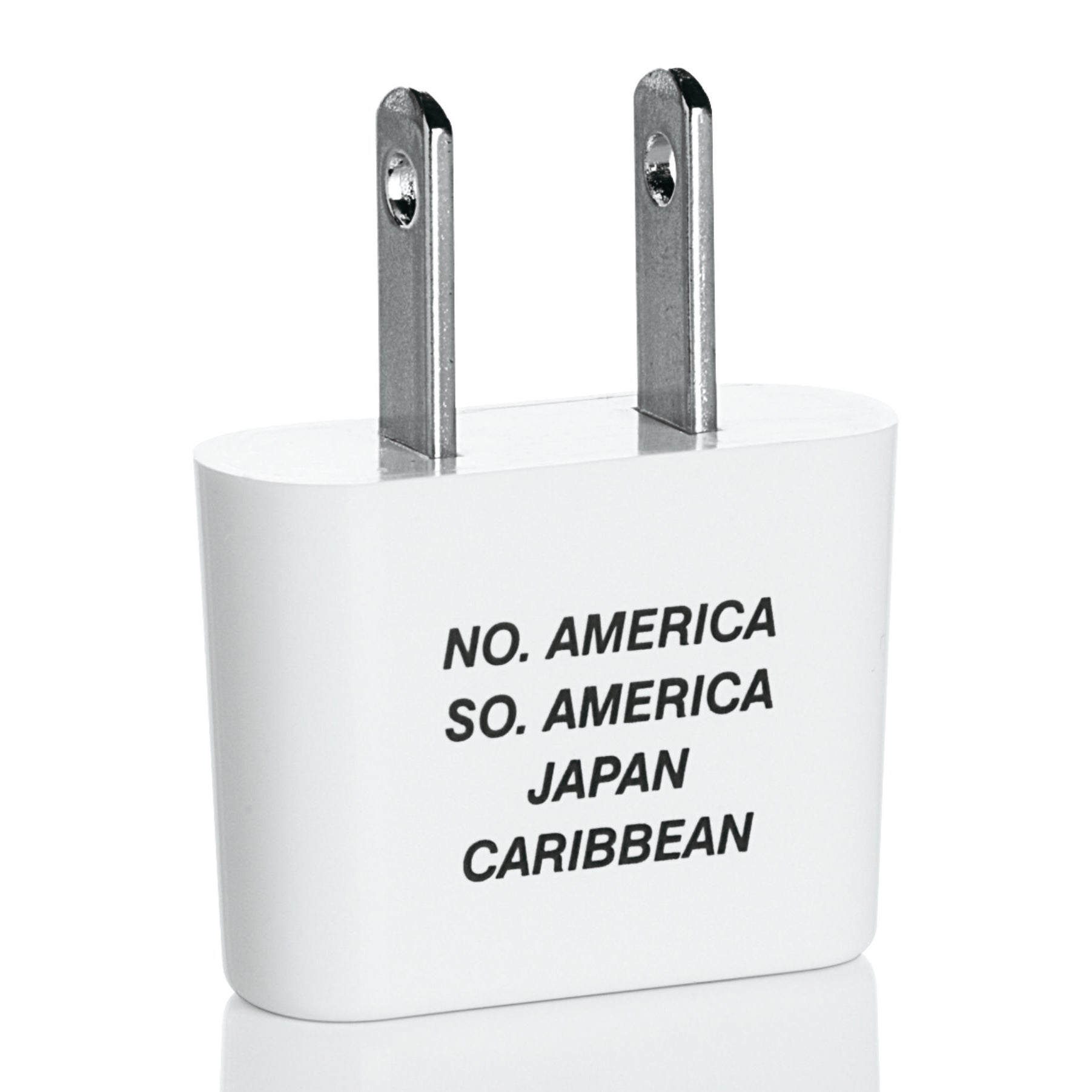 Travel Smart by Conair NW3C White U.S. Adapter Plug
