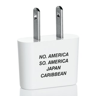Travel Smart by Conair NW3C White U.S. Adapter Plug