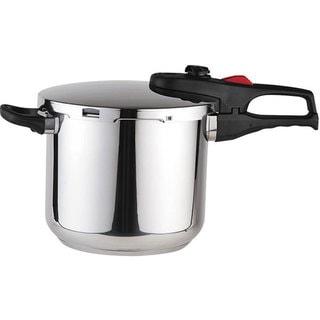 Magefesa Practika Plus Stainless Steel 6.4-quart Pressure Cooker