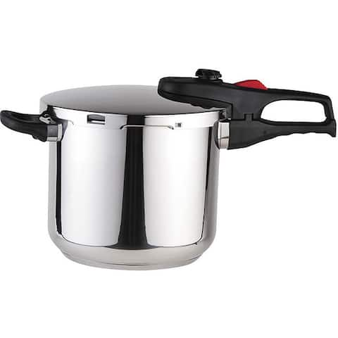 Magefesa Practika Plus Stainless Steel 8-quart Super Fast Pressure Cooker