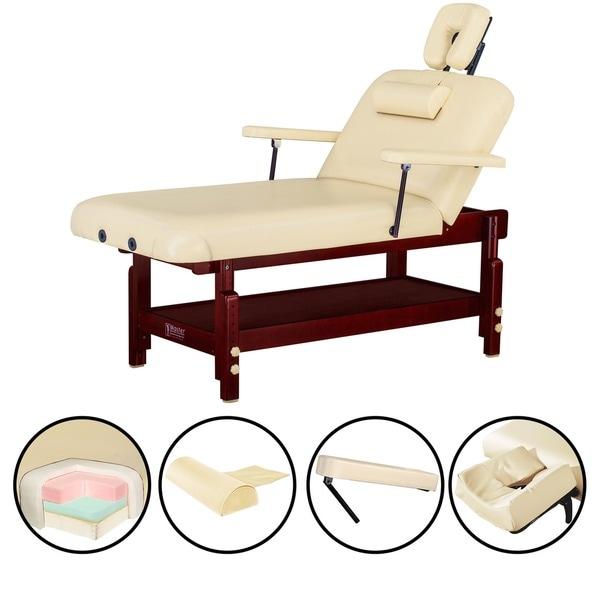 Master Massage 31-inch SpaMaster Stationary Massage Table