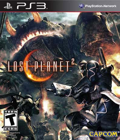 PS3 - Lost Planet 2