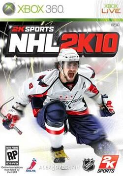 Xbox 360 - NHL 2K10