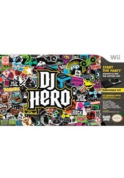 Wii - DJ Hero