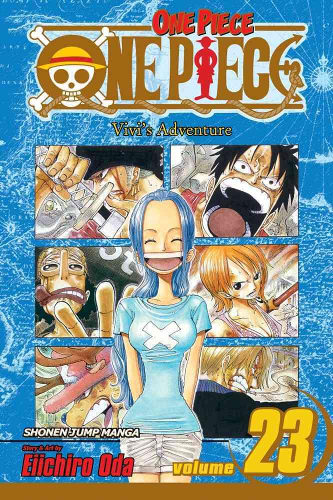 One Piece 23: Vivi's Adventure (Paperback)