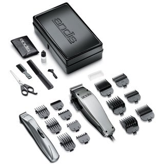 Andis Hair Clipper/Trimmer 23-piece Combo Pack